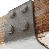 U-Bracket for Old World Beam | Rustic Collection