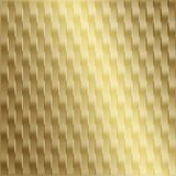 FlexLam 3D Wall Panel | 4ft W x 10ft H | Weave Pattern | Mirror Gold Vertical Finish
