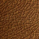 10' Wide x 4' Long Safari Pattern Antique Bronze Finish Thermoplastic FlexLam Wall Panel