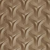 FlexLam 3D Wall Panel | 4ft W x 10ft H | Japanease Weave Pattern | Washed Oak Finish