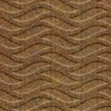 10' Wide x 4' Long Inferno Pattern Cracked Copper Finish Thermoplastic FlexLam Wall Panel