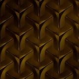 FlexLam 3D Wall Panel | 4ft W x 10ft H | Japanease Weave Pattern | Oil Rubbed Bronze Finish