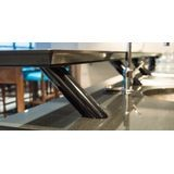 "5"" High Bronze Finish Elevated Countertop Support Post"