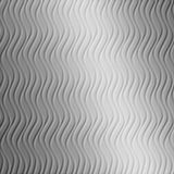 FlexLam 3D Wall Panel | 4ft W x 10ft H | Wavation Pattern | Mirror Vertical Finish