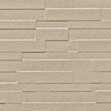 10' Wide x 4' Long Tetrus Pattern Eccoflex Tan Finish Thermoplastic Flexlam Wall Panel