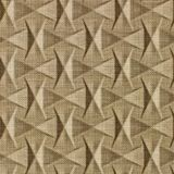 FlexLam 3D Wall Panel | 4ft W x 10ft H | Bowtie Pattern | Linen Beige Finish