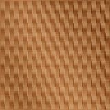 10' Wide x 4' Long Weave Pattern Brushed Copper Vertical Finish Thermoplastic FlexLam Wall Panel
