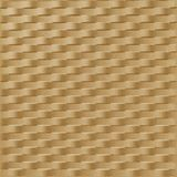 FlexLam 3D Wall Panel | 4ft W x 10ft H | Weave Pattern | Argent Gold Finish