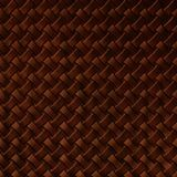 10' Wide x 4' Long Celtic Weave Pattern Welsh Cherry Finish Thermoplastic Flexlam Wall Panel