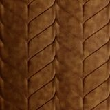 FlexLam 3D Wall Panel | 4ft W x 10ft H | Ariel Pattern | Antique Bronze Finish
