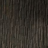 FlexLam 3D Wall Panel | 4ft W x 10ft H | Glacier Pattern | Smoked Pewter Finish