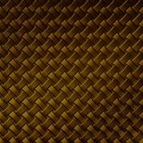 10' Wide x 4' Long Celtic Weave Pattern Oil Rubbed Bronze Finish Thermoplastic Flexlam Wall Panel