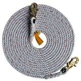 "350 FT. 5/8"" POLY ROPE WITH LOCK HOOK"