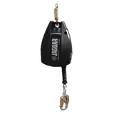 3/16 IN. X 30 FT JAGUAR SERIES SRL WITH CARABINER AND GALVANIZED AIRCRAFT CABLE