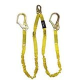 1 IN. x 6 FT. TWIN LEG LANYARD WITH REBAR HOOKS