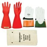 Honeywell Salisbury GK-0014R/12 Rubber Insulating Glove Kit