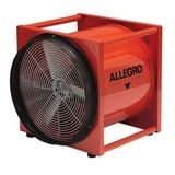 "Allegro® 9525-50 20"" Metal Axial Blower"