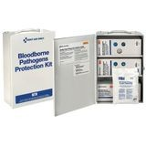 First Aid Only® 700 Bloodborne Pathogen (BBP) Spill Clean-Up First Aid Cabinet