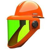 Honeywell Salisbury AS1200HAT-PPC Weight Balancing Premium Arc Flash Faceshield and Headgear