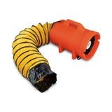 "Allegro® 8"" Axial AC Plastic Mini-Pak Blowers"