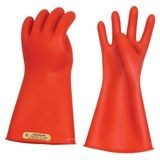 Honeywell Salisbury E-0011R/10H Rubber Insulating Gloves