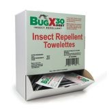 CoreTex® BugX® 30 Insect Repellent Towelettes