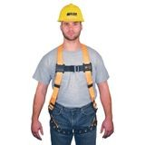 Honeywell Miller T4500/UAK Titan™ II Non-Stretch Construction Harness