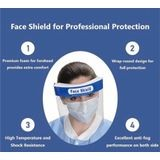 Saf-T-Gard® FS-1307 Faceshield