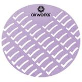 AirWorks® Purple Lavender EVA Urinal Screens (AWUS008)