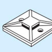 Bases de montaje adhesivas