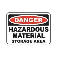 Chemical & Hazardous Material Signs