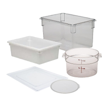 Food Storage Boxes / Containers & Lids