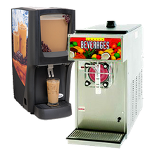 Cold Beverages & Frozen Drink Dispensers