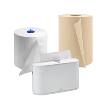 Paper Towels / Rolls & Dispensers