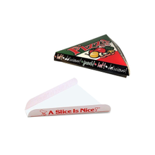 Pizza Slice Sleeves & Trays