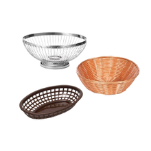 Baskets & Basket Liners