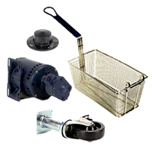 Commercial Fryer Parts & Accessories