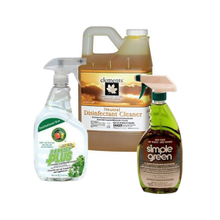 Eco-Friendly Chemicals & Janitorial