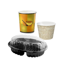 Food & Soup Containers