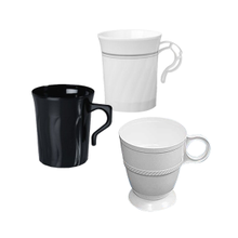 Disposable Mugs & Cups