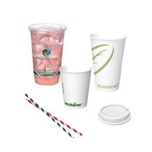 Eco-Friendly Drinkware & Straws