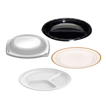 Disposable Plates / Platters & Lids
