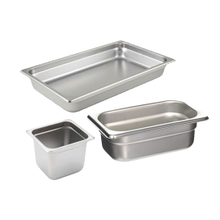 Metal Food Pans