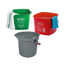 Cleaning & Sanitizing Buckets / Pails