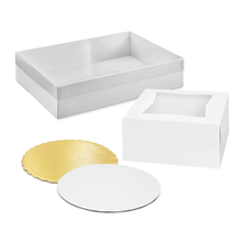 Cake Boards / Boxes & Circles