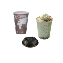 Hot Beverage Cups & Lids
