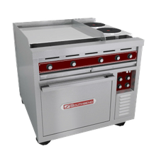 Commercial Electric Ranges