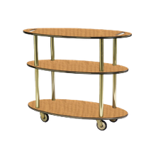 Display & Dining Carts