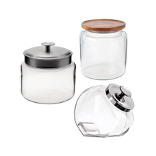 Storage Jars & Ingredient Canisters