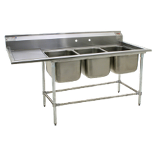 Pot & Pan / Prep Sinks
